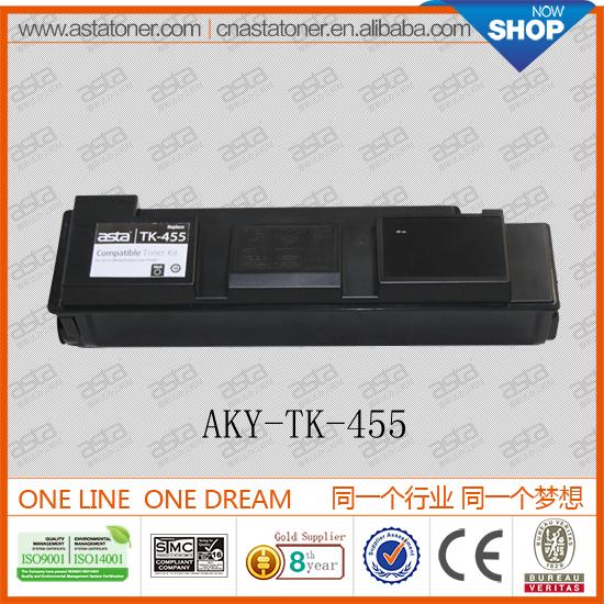 Compatible Toner Cartridge Tk-455/456/457/458/459 For Kyocera ...