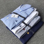 Factory Wholesale Shirts Oxford Shirt Mens Button Down Shirts