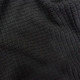 Grid pattern one side brushed anti-pilling micro polar fleece fabric