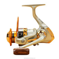 Ecooda Royal Sea ERS3000 Spinning Fishing Reel - Ideal For Bream, Perch & Trout