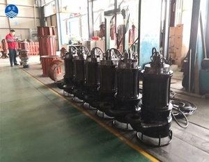 Used Slurry Triplex Submersible Agitator Solid Vertical Mud Pump