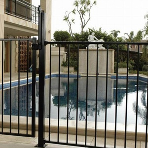 outdoor lawn edging decorative short garden stainless steel palisade 2x4  metal empire fencing lowes