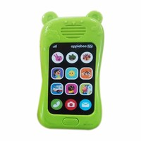 Hot selling high quality smart mobile phone toy for kids first learning toy