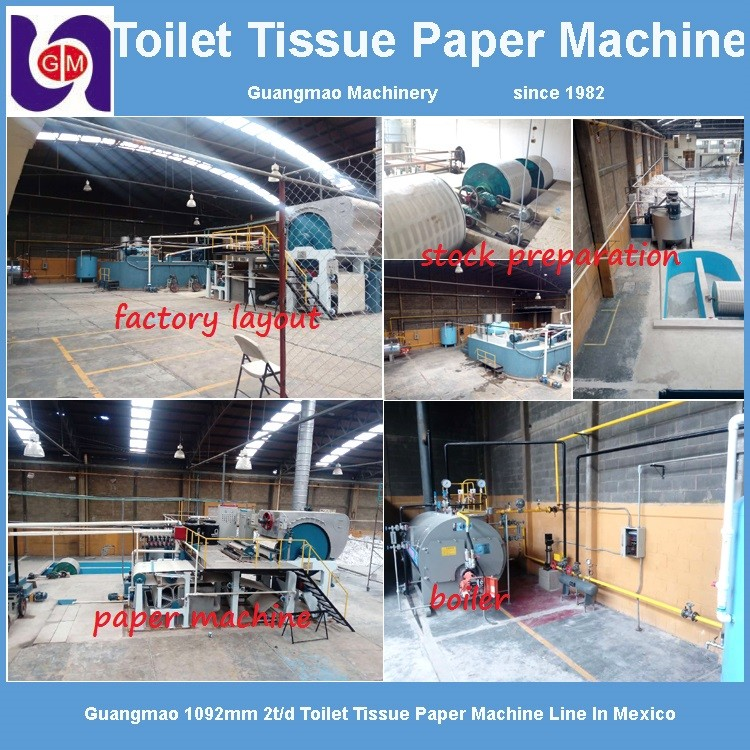 full automatic toilet and fascil napkin tissue paper making machine prices