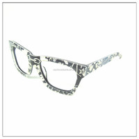 Acetate sunglasses square frame style and polarized lenses optical imported sunglasses