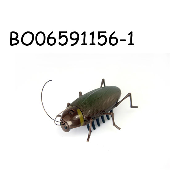 Mini battery operated bump and go cockroach <strong>toy</strong> BO06591156-1