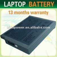 Laptop Battery for Dell Inspiron 1100 1150 5100 5150 5160 battery for dell Latitude 100L battery 14.8v 6600mAh