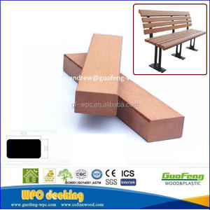 Astounding Wood Plastic Composite Wpc Park Bench Slats Ocoug Best Dining Table And Chair Ideas Images Ocougorg