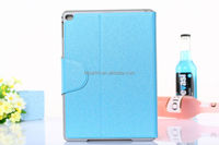 2014 Popular For iPad Tablet PU Leather Case Cover/9.7'' inch case cover for iPad air 2 tablet case with stand function