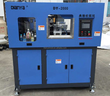 New Condition and PET Plastic Processed Bottle Blowing Machine, 2 cavity full automatic plastic blow molding machine