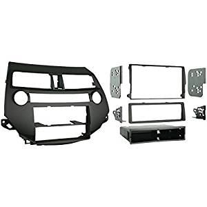 METRA 99-7874 Honda(R) Accord (without Dual A/C) 2008 & Up Double-DIN/ISO-DIN with Pocket/Stacked ISO/Single-DIN with Pocket Installation Kit