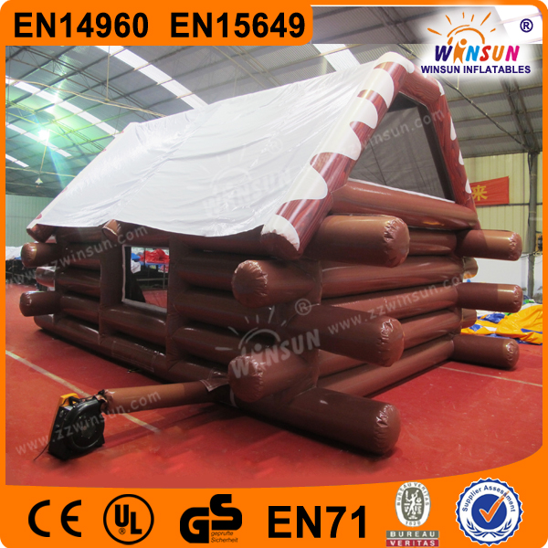 Inflatable house tent, inflatable winter tent, inflatable cabin tent for sale