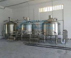 ACE Copper Brewery Equipment Used Brewery Nano Brewery 50l Microbrewery Equipment