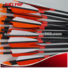 Customize Carbon Fiber Arrow for outside shooting hunting sports