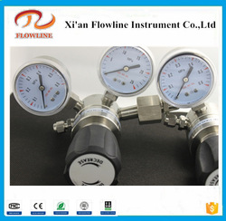 Top selling helium druk gas regulator prijs