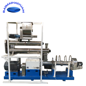 Fish Snack Fish Feed Production Line With 500kg/h Capacity