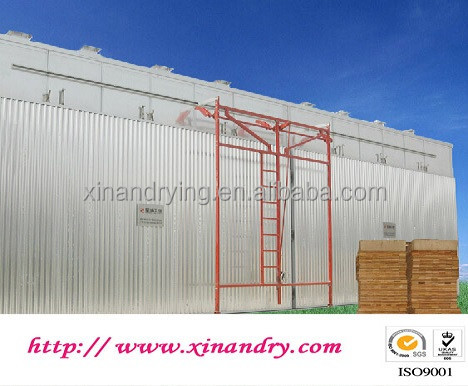wood timber drying kiln/oven/chamber