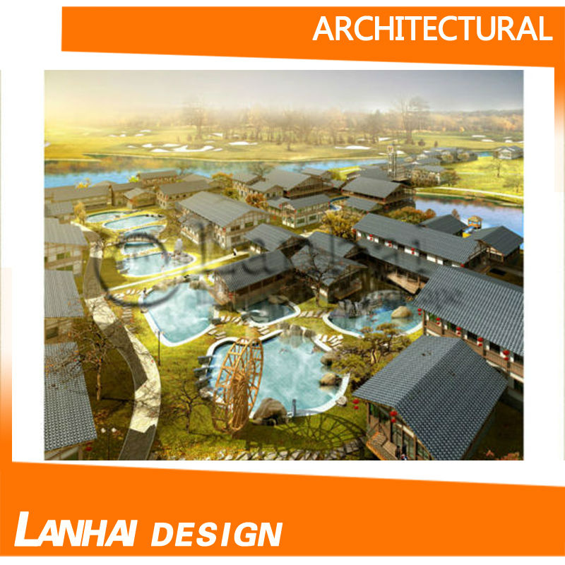 New Style 3d Rendering Architect Services