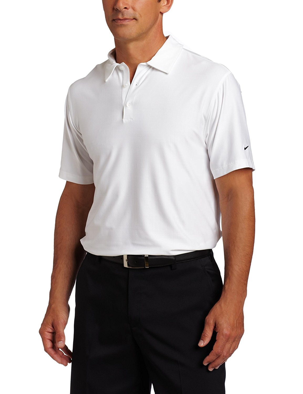 0f63c6b0d Get Quotations · Nike Golf Men s Drifit UV Tonal Plaid Polo