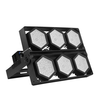 1000w outdoor led sport stadium light 130lm/w hid 600w 500w floodlight flood light for high pole