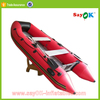 cheap 10 people pvc aluminium floor inflatable fishing boat for sale