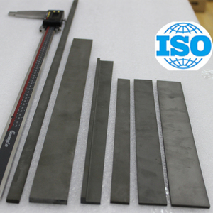 Manufacture high hardness hand tool tungsten carbide flat