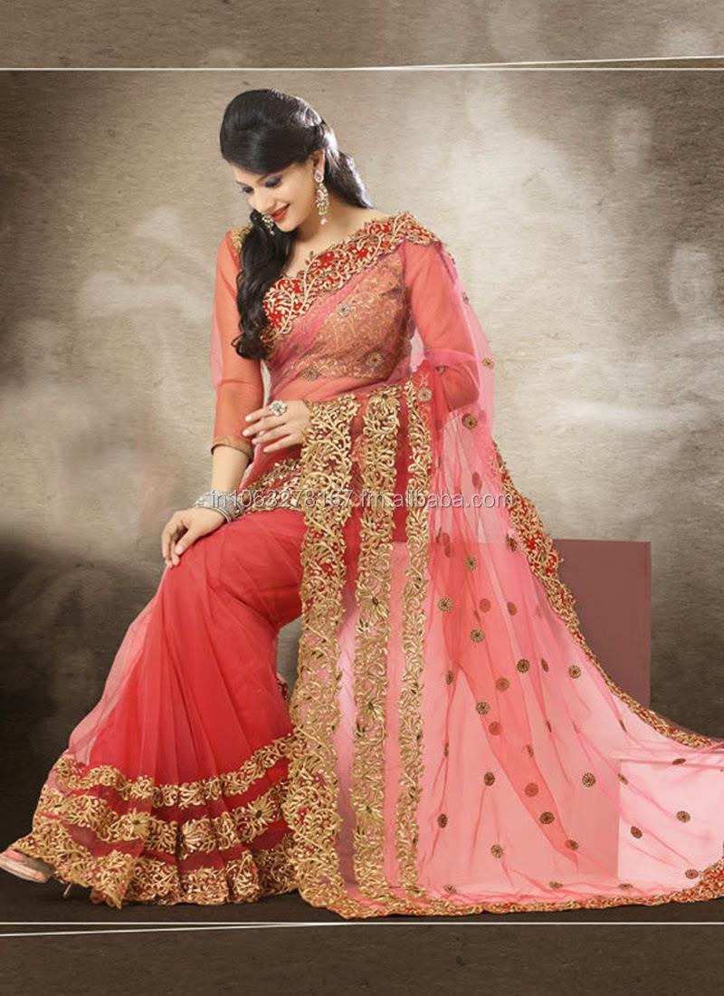 Fashion style Sarees stylish for lady