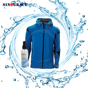 (PF-201) Water-based eco-friendly nano hydrophobic coating for textile,fabric
