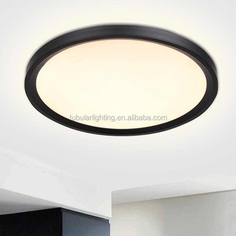 Venta al por mayor ceiling light for bus compre online los mejores decorativo moderno ultra delgado superficie led fbrica luz de techo aloadofball Gallery