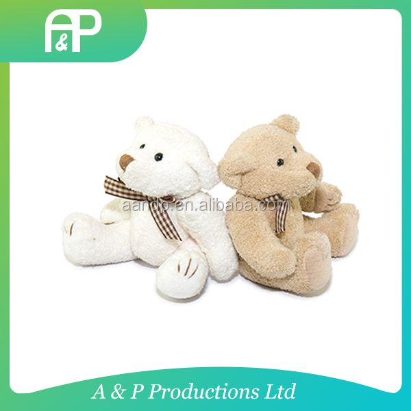 Plush toy fashion custom teddy bears stuffed toys and plush toys