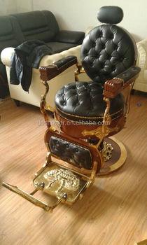 European Style Vintage Belmont Used Barber Chairs For Sale/salon Barber  Shop Used Barber Chair