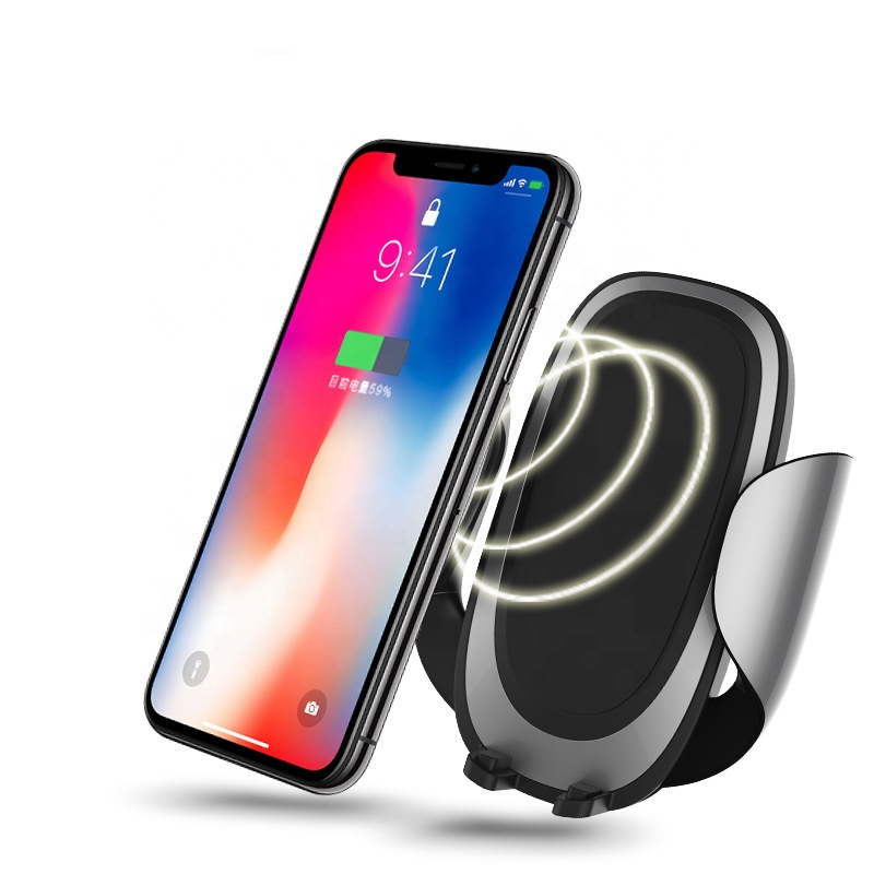 2019 Infrared Penguin S5 Wireless Charger untuk Samsung Galaxy J6