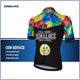 Summer Specialized Sublimation Custom Short Sleeve Cycling Jersey