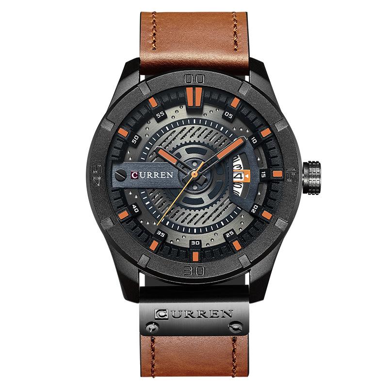 2f65fdf272c4 2018 Curren Sport Hommes Montre Relojes Hombre IDSKDN-002232-85175657 Tous  les produits Montres