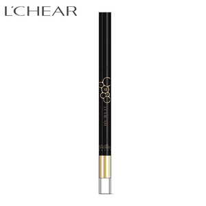 LCHEAR 2 in 1 double-end coffee color Makeup Tools Long Lasting Waterproof Liquid Eyeliner Eyebrow Pencil