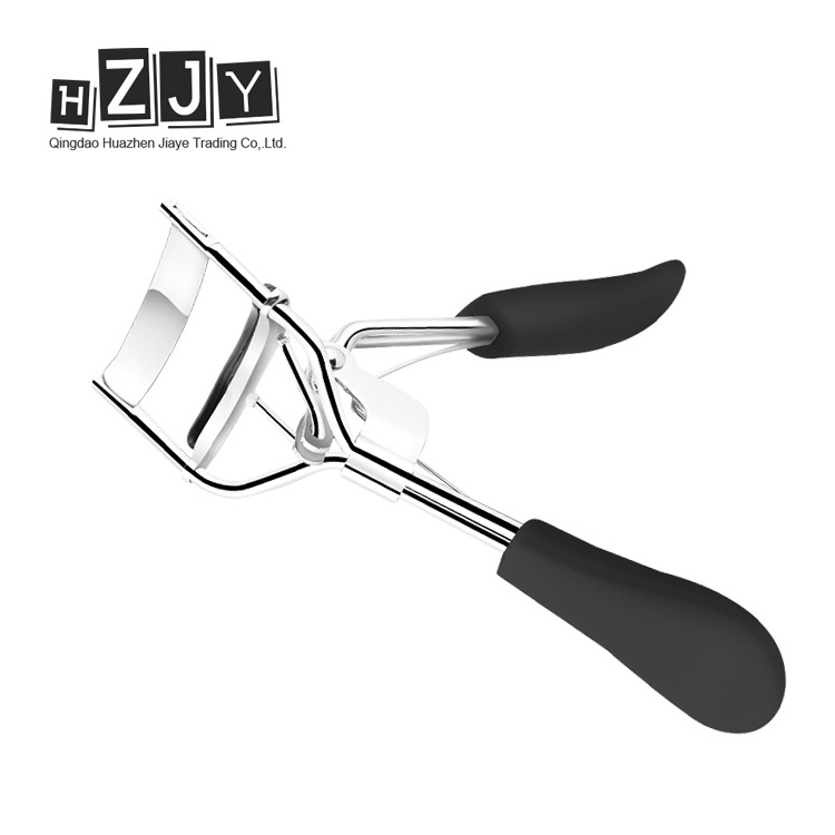 HZJY EC-01 Wholesale Colorful 2 Color Plastic Handle Eyelash Curler