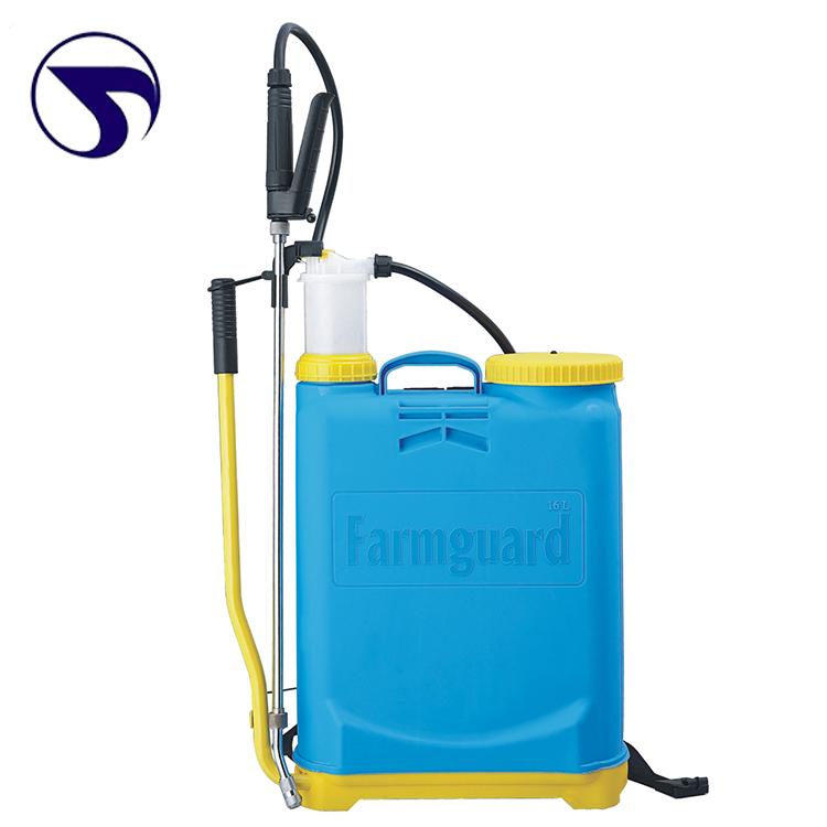 16 liters spray pump agricultural portable high pressure sprayer