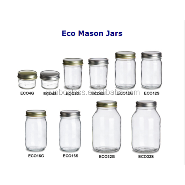 ball 16 oz mason jars. 4 oz eco mason tapered glass jar with gold lid ball 16 jars