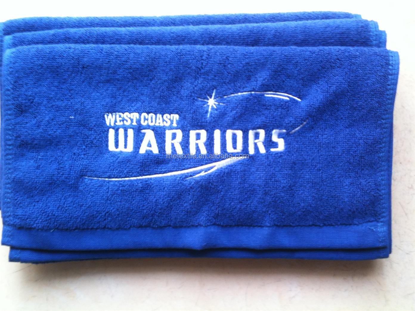cotton hand towels with custom brand logo embroidery buy cotton