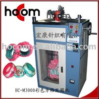 knitted hair band machine