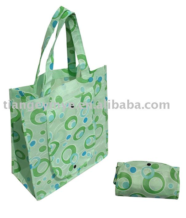 Nonwoven Foldable Shopping Bag