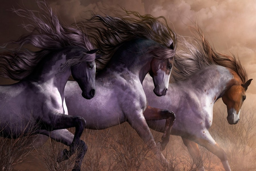 Popular Wild Running Horses-Buy Cheap Wild Running Horses ...