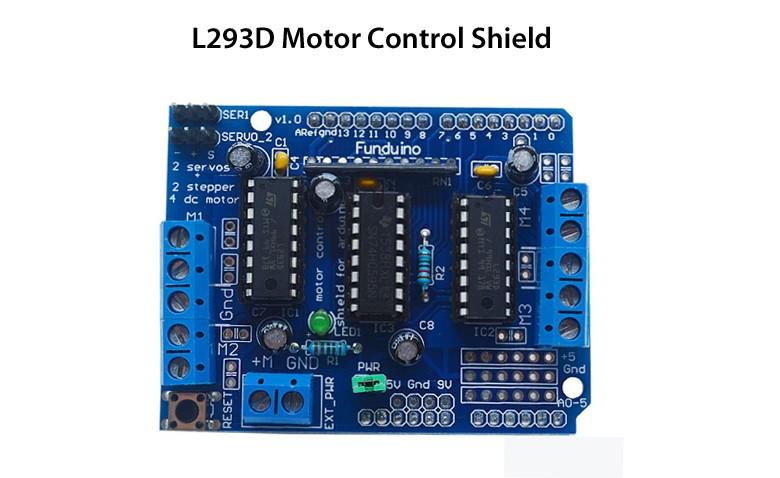 Dc Servo Motor Control Circuit On H Bridge Motor Driver Circuit