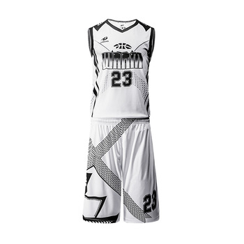28bbb59908f Wholesale Best Black And White New Style Custom Sport Wear Cheap Youth  Sublimation Basketball Jersey Uniforms