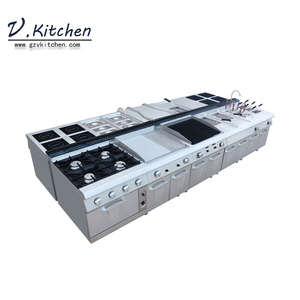 cooking equipment for the restaurant One stop Kitchen & Laundry equipment supply