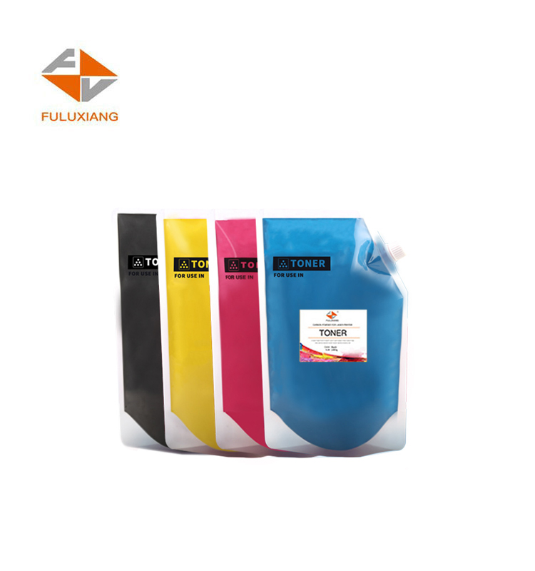 Fuluxiang 305A CE410A CE411A CE412A CE413A untuk HP LaserJet Pro 300 400 M351 M451 Printer Isi Ulang Toner