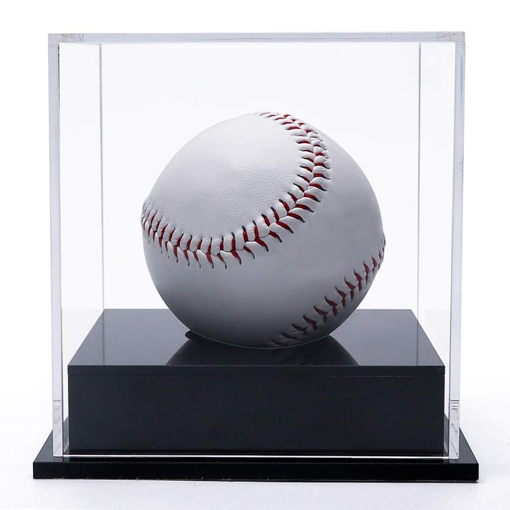 Acrylic Lucite Baseball 36 Ball Display Case Display Cases