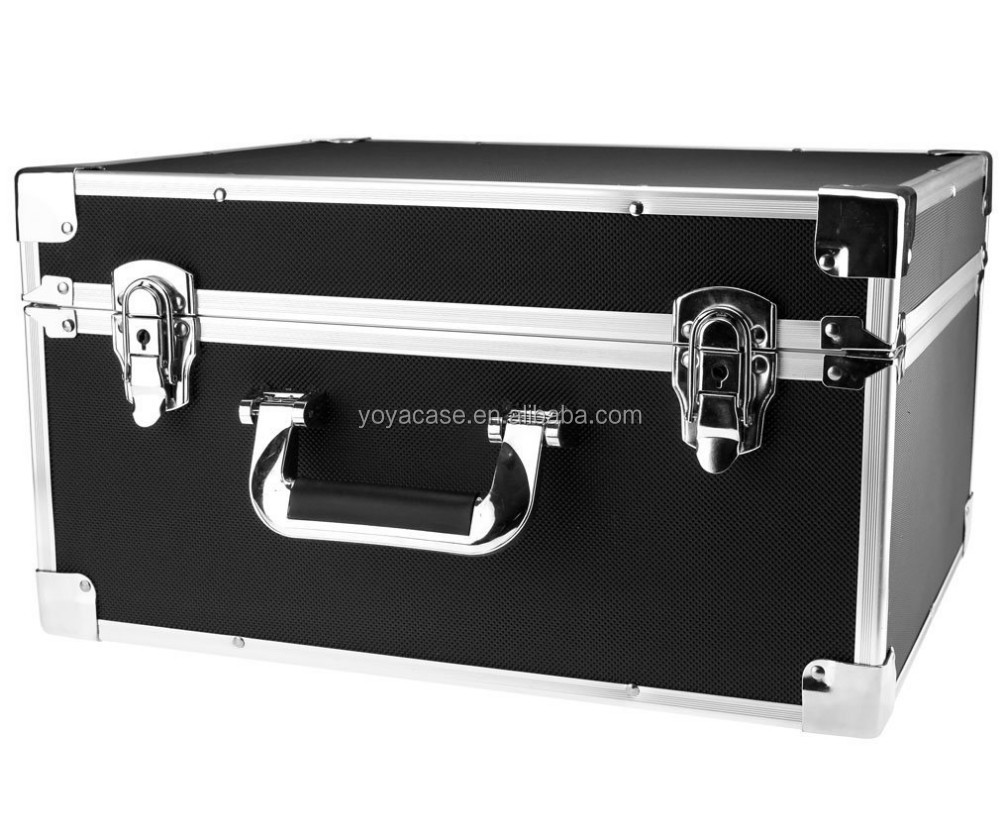 420x330x230mm aluminium Toolbox all purpose bag universal bag Briefcase