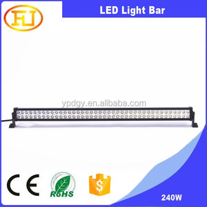 Spot Flood Comb IP67 led offroad light bar 36w 72w 120w 188w 240w 288w car led light bar 240w led light bar