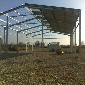 Low Cost Steel Structure Frame Warehouse Buildings Sale - Buy ...